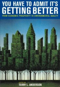 Baixar You Have to Admit It's Getting Better: From Economic Prosperity to Environmental Quality (HOOVER INST PRESS PUBLICATION) pdf, epub, eBook