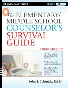 Baixar The Elementary / Middle School Counselor's Survival Guide (J-B Ed: Survival Guides) pdf, epub, eBook