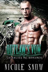 Baixar Outlaw's Vow: Grizzlies MC Romance (Outlaw Love) (English Edition) pdf, epub, eBook