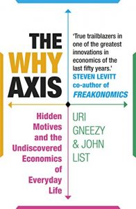 Baixar The Why Axis: Hidden Motives and the Undiscovered Economics of Everyday Life pdf, epub, eBook