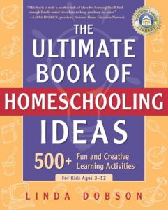 Baixar The Ultimate Book of Homeschooling Ideas: 500+ Fun and Creative Learning Activities for Kids Ages 3-12 (Prima Home Learning Library) pdf, epub, eBook