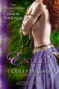 Baixar Enticed: An Erotic Sacrifice (The Erotic Adventures of Jane in the Jungle Part 4) (English Edition) pdf, epub, eBook