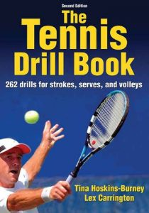 Baixar The Tennis Drill Book, 2E pdf, epub, eBook