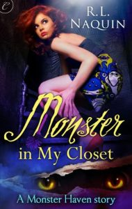 Baixar Monster in My Closet: A compelling, fun urban fantasy novel (Monster Haven) pdf, epub, eBook