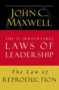 Baixar The Law of the Picture: Lesson 13 from The 21 Irrefutable Laws of Leadership pdf, epub, eBook