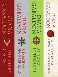 Baixar The Outlander Series Bundle: Books 5, 6, 7, and 8: The Fiery Cross, A Breath of Snow and Ashes, An Echo in the Bone, Written in My Own Heart's Blood pdf, epub, eBook