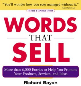 Baixar Words that Sell, Revised and Expanded Edition: The Thesaurus to Help You Promote Your Products, Services, and Ideas pdf, epub, eBook