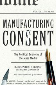 Baixar Manufacturing Consent: The Political Economy of the Mass Media pdf, epub, eBook
