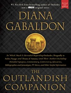 Baixar The Outlandish Companion (Revised and Updated): Companion to Outlander, Dragonfly in Amber, Voyager, and Drums of Autumn pdf, epub, eBook