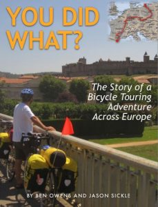 Baixar You Did What?  The Story of a Bicycle Touring Adventure Across Europe (English Edition) pdf, epub, eBook