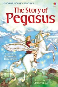 Baixar The Story of Pegasus: For tablet devices (Usborne Young Reading: Series One) pdf, epub, eBook