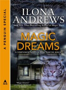 Baixar Magic Dreams: A Penguin Special from Ace (Kate Daniels) pdf, epub, eBook
