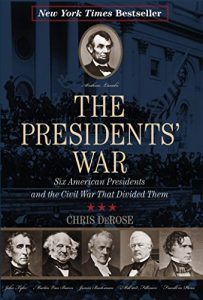 Baixar The Presidents' War: Six American Presidents and the Civil War That Divided Them (New York Times Best Seller) pdf, epub, eBook