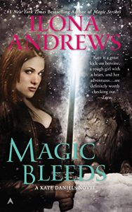 Baixar Magic Bleeds (Kate Daniels) pdf, epub, eBook