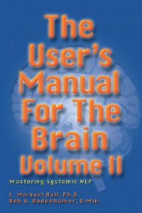 Baixar The User's Manual for the Brain Volume II: Mastering systematic NLP: Vol 2 pdf, epub, eBook