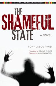 Baixar The Shameful State (Global African Voices) pdf, epub, eBook