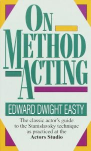 Baixar On Method Acting: The Classic Actor's Guide to the Stanislavsky Technique as Practiced at the Actors Studio pdf, epub, eBook