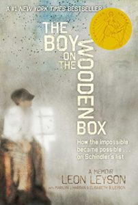 Baixar The Boy on the Wooden Box: How the Impossible Became Possible . . . on Schindler's List (English Edition) pdf, epub, eBook