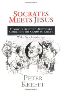 Baixar Socrates Meets Jesus: History's Greatest Questioner Confronts the Claims of Christ pdf, epub, eBook