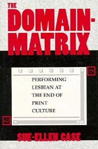 Baixar The Domain-Matrix: Performing Lesbian at the End of Print Culture (Theories of Representation and Difference) pdf, epub, eBook