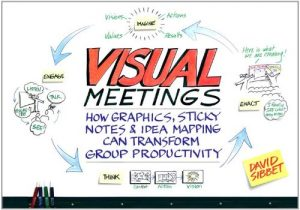 Baixar Visual Meetings: How Graphics, Sticky Notes and Idea Mapping Can Transform Group Productivity pdf, epub, eBook