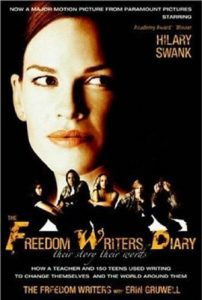 Baixar The Freedom Writers Diary (Movie Tie-in Edition): How a Teacher and 150 Teens Used Writing to Change Themselves and the World Around Them pdf, epub, eBook