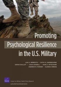 Baixar Promoting Psychological Resilience in the U.S. Military (Rand Corporation Monograph) pdf, epub, eBook
