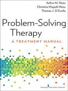 Baixar Problem-Solving Therapy: A Treatment Manual pdf, epub, eBook