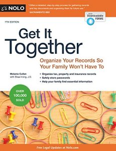 Baixar Get It Together: Organize Your Records So Your Family Won't Have To pdf, epub, eBook