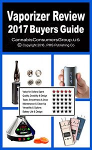 Baixar Vaporizer Review Plus – 2017 Buyers Guide: Compiled by the Editors at CannabisConsumersGroup.US (Vaporizer Review Series) (English Edition) pdf, epub, eBook