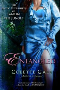 Baixar Entangled: An Unexpected Menage (The Erotic Adventures of Jane in the Jungle Book 2) (English Edition) pdf, epub, eBook