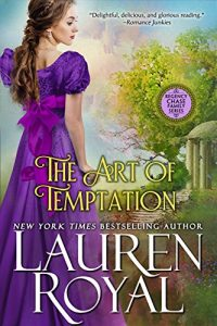 Baixar The Art of Temptation (Regency Chase Family Series, Book 3) pdf, epub, eBook