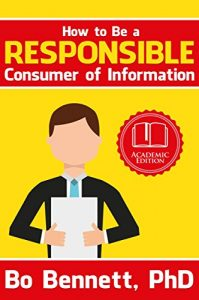 Baixar How To Be a Responsible Consumer of Information: A Quick Guide (English Edition) pdf, epub, eBook