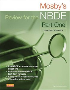 Baixar Mosby's Review for the NBDE Part I – E-Book pdf, epub, eBook