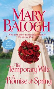Baixar The Temporary Wife/A Promise of Spring (Dell Historical Romance) pdf, epub, eBook