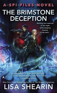 Baixar The Brimstone Deception: A SPI Files Novel pdf, epub, eBook
