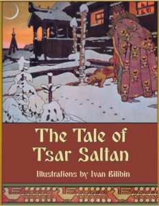 Baixar The Tale of Tsar Saltan (Illustrated) (English Edition) pdf, epub, eBook