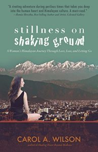 Baixar Stillness on Shaking Ground: A Woman's Himalayan Journey Through Love, Loss, And Letting Go pdf, epub, eBook