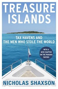 Baixar Treasure Islands: Tax Havens and the Men who Stole the World pdf, epub, eBook