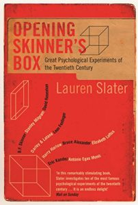 Baixar Opening Skinner's Box: Great Psychological Experiments of the Twentieth Century pdf, epub, eBook