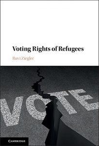 Baixar Voting Rights of Refugees pdf, epub, eBook
