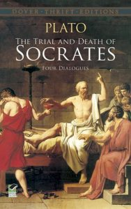 Baixar The Trial and Death of Socrates: Four Dialogues (Dover Thrift Editions) pdf, epub, eBook
