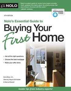 Baixar Nolo's Essential Guide to Buying Your First Home (Nolo's Essential Guidel to Buying Your First House) pdf, epub, eBook