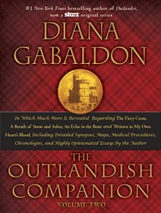 Baixar The Outlandish Companion Volume Two: The Companion to The Fiery Cross, A Breath of Snow and Ashes, An Echo in the Bone, and Written in My Own Heart's Blood (Outlander) pdf, epub, eBook