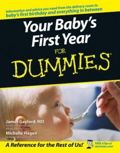 Baixar Your Baby's First Year For Dummies pdf, epub, eBook