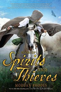 Baixar A Book of Spirits and Thieves pdf, epub, eBook