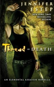 Baixar Thread of Death (Elemental Assassin series) pdf, epub, eBook