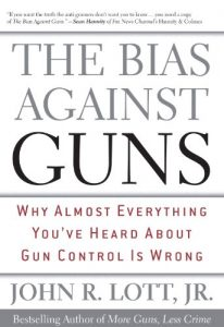 Baixar The Bias Against Guns: Why Almost Everything You'Ve Heard About Gun Control Is Wrong pdf, epub, eBook