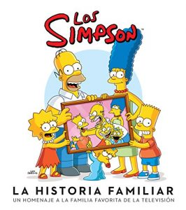 Baixar Los Simpson: La historia familiar pdf, epub, eBook