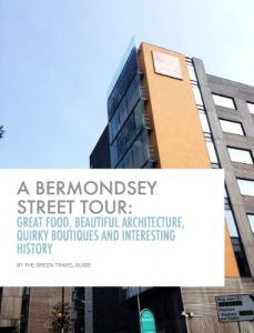 Baixar A Bermondsey Street Tour: Great Food, Beautiful Architecture, Quirky Boutiques, and Interesting History (English Edition) pdf, epub, eBook